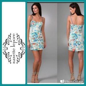 Nanette Lepore Honeysuckle Mini Dress sz. 6